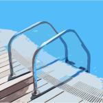 Fertighaus, Plusenergiehaus @ Hausbau-Seite.de | Foto: Pool-Abdichtung mit Flüssigdichmittel BCG 10 Pool.