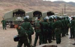 Ost Nachrichten & Osten News | Ost Nachrichten / Osten News - Foto: Armeelastwagen in Golog, Bild: TCHRD.
