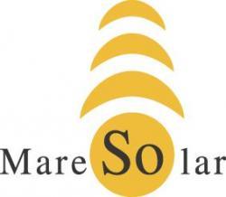 Alternative & Erneuerbare Energien News: Alternative Regenerative Erneuerbare Energien - Foto: Logo Mare Solar - Mare Solar erstellt Anlagen in den Bereichen Solarthermie – Warmwasser und Heizungsunterstützend und Photovoltaik – netzgebunden oder für die autonome Stromversorgung auch als so genannte Inselanlagen.