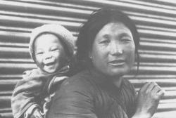 Ost Nachrichten & Osten News | Ost Nachrichten / Osten News - Foto: Tibetische Flüchtlingsmutter mit Kind.