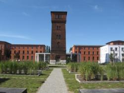 Ost Nachrichten & Osten News | Foto: Wasserturm der ehem. Haftanstalt Berlin-Rummelsburg.
