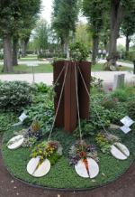 SeniorInnen News & Infos @ Senioren-Page.de | Foto: Alternative zur namenlosen Bestattung: der Memoriam-Garten. (Bild: VFFK).