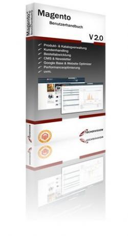 Open Source Shop Systeme | Foto: Magento Benutzerhandbuch - 2. Auflage basierend auf Magento 1.2.