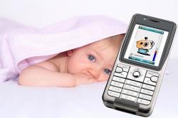 Babies & Kids @ Baby-Portal-123.de | Baby - Portal: Babies & Kids - Foto: Das Handy als Babyphone nutzen!