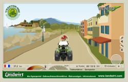 Landwirtschaft News & Agrarwirtschaft News @ Agrar-Center.de | Foto: Ein Online-Rennspiel für Menschen von neun bis 99!