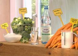 Nahrungsmittel & Ernährung @ Lebensmittel-Page.de | Foto: Calciumreich trinken mit Steinsieker.