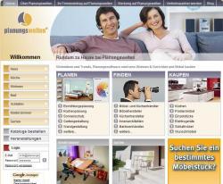 Einkauf-Shopping.de - Shopping Infos & Shopping Tipps | Foto: Screen-Shoot der Startseite von www.planungswelten.de.