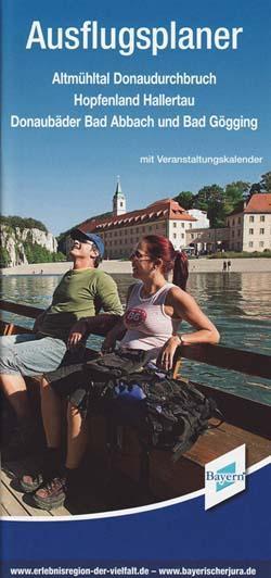 Bier-Homepage.de - Rund um's Thema Bier: Biere, Hopfen, Reinheitsgebot, Brauereien. | Bier-Homepage - Biere, Hopfen, Reinheitsgebot, Brauereien. Foto: Der Ausflugsplaner für die Urlaubsregionen Altmühltal-Donaudurchbruch, Hopfenland Hallertau und Donaubäder wird wieder aufgelegt. Für die Ausgabe 2010 wird die Rubrik Gastronomie neu aufgenommen.