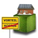 Alternative & Erneuerbare Energien News: Foto: Photovoltaik - Bauer und Landwirt profitieren von Bioenergie.