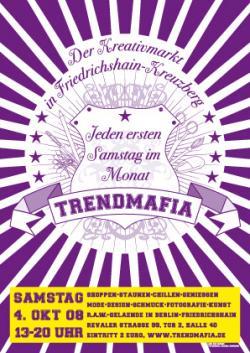 Ost Nachrichten & Osten News | Foto: Trendmafia, der Kreativmarkt für Berliner Jungdesigner.