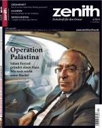 Muslim-Portal.net - News rund um Muslims & Islam | Foto: Cover zenith 4/2010.