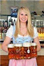 Bier-Homepage.de - Rund um's Thema Bier: Biere, Hopfen, Reinheitsgebot, Brauereien. | Foto: Oktoberfest 2010 - 16. September bis 6. November 2010.