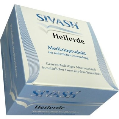SIVASH-Heilerde - Wirkungsvolles Peloid