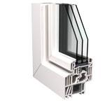 Finstral Fenstersystem Top 72 Classic-line mit Mitteldichtungssystem
