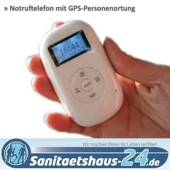Notruftelefone für Senioren und Hilfebedürftige geben Sicherheit und gewährleisten im Notfall schnelle Hilfe.