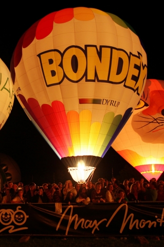 Tickets / Konzertkarten / Eintrittskarten | Als Ehrengast von Bondex können Baumarktkunden das größte Ballonspektakel Europas in Warstein erleben.