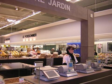 Duesseldorf-Info.de - Düsseldorf Infos & Düsseldorf Tipps | Auf der EuroCIS 2012 im Live-Betrieb: die flexible Kombination aus SB und assistiertem Wiegen von METTLER TOLEDO