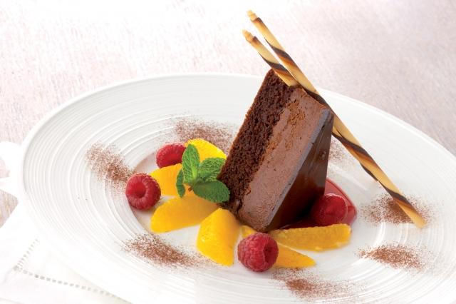 Frankfurt-News.Net - Frankfurt Infos & Frankfurt Tipps | Die herb-süße Schokoladenüberraschung sorgt für das krönende Finale jedes Festtagsmenüs