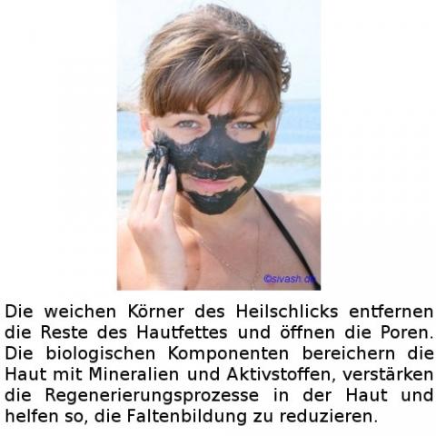 Oesterreicht-News-247.de - Österreich Infos & Österreich Tipps | SIVASH-Heilerde-Gesichtsmaske gegen Akne