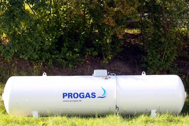 Hamburg-News.NET - Hamburg Infos & Hamburg Tipps | Flüssiggas lässt sich im Vergleich zu Erdgas unter relativ geringem Druck im Behälter oder der Flasche lagern. Foto: PROGAS.