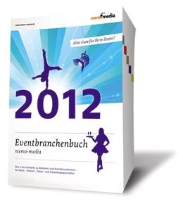 Amerika News & Amerika Infos & Amerika Tipps |  Klimaneutral gedruckt: Das Eventbranchenbuch memo-media 2012
