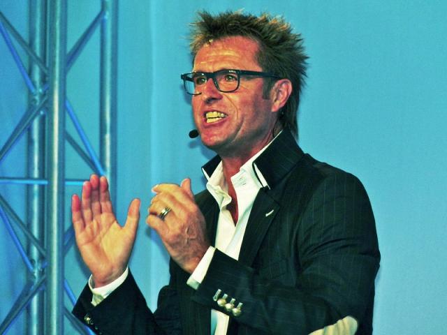 Schauspieler-Info.de | Motivationstrainer Richard de Hoop