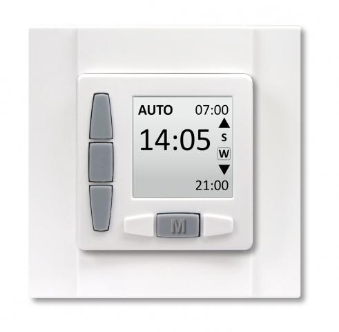 Technik-247.de - Technik Infos & Technik Tipps | Die neue Zeitschaltuhr ROYAL M von inprojal bietet bezahlbaren Komfort.