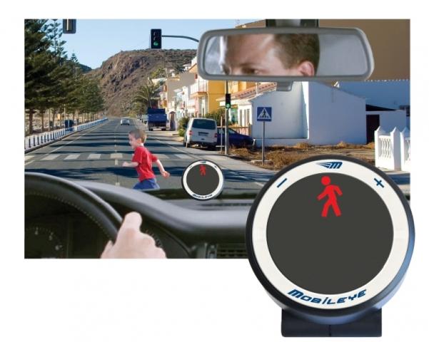 Mobileye C2-270 - das umfassendste nachrüstbare Fahrerassistenzsystem
