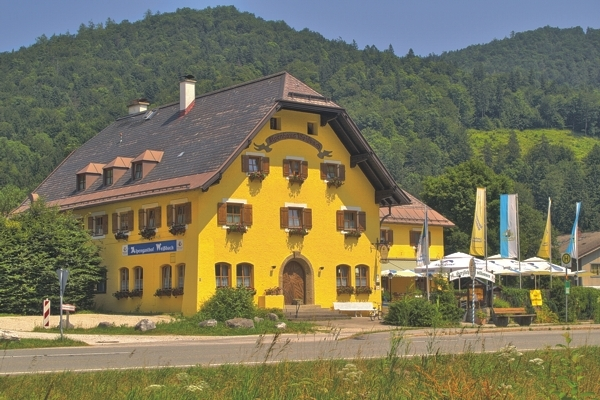 Hotel Infos & Hotel News @ Hotel-Info-24/7.de | Der Alpengasthof Weißbach