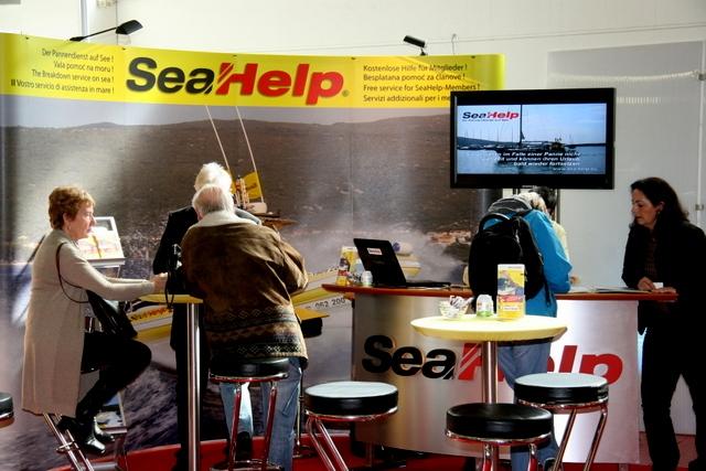 Duesseldorf-Info.de - Düsseldorf Infos & Düsseldorf Tipps | SeaHelp-Messestand in Tulln 2012