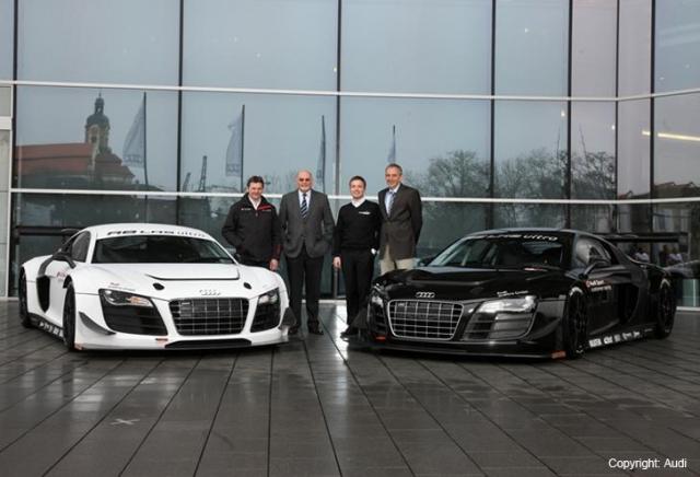 Nordrhein-Westfalen-Info.Net - Nordrhein-Westfalen Infos & Nordrhein-Westfalen Tipps | Fahrzeugübergabe Audi R8 LMS ultra