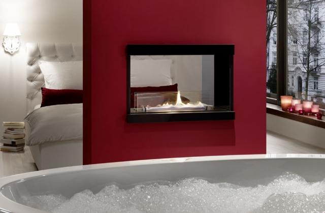 Spartherm präsentiert hochwertige Ethanol-Feuerstellen für die Hotellerie und Gastronomie als Elemente anspruchsvoller Raumgestaltung