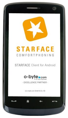App News @ App-News.Info | Auf der CeBIT zeigt STARFACE den neuen STARFACE Client for Android. Die App ermöglicht es Android-Usern, unterwegs auf die STARFACE Features zuzugreifen.