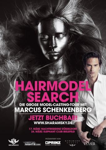 Tickets / Konzertkarten / Eintrittskarten | Club Tour mit Marcus Schenkenberg