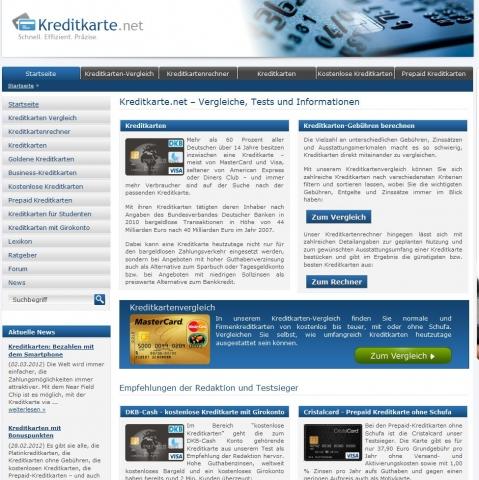 Kreditkarten-247.de - Infos & Tipps rund um Kreditkarten | Kreditkarte.net - Schnell. Effizient. Präzise.