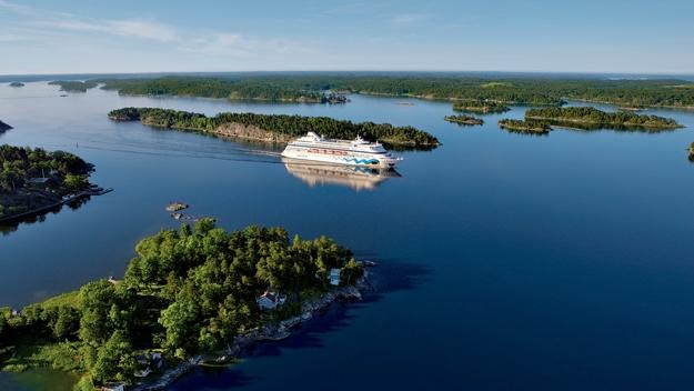 Mecklenburg-Vorpommern-Info.Net - Mecklenburg-Vorpommern Infos & Mecklenburg-Vorpommern Tipps | Neue AIDA Schiffe werden durch Luft-Teppich noch sparsamer.