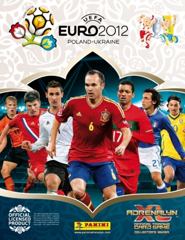 Polen-News-247.de - Polen Infos & Polen Tipps | Panini läutet das EM-Jahr 2012 mit dem neuen Kartenspiel Adrenalyn XL Trading Card Game ein, das am 28. Februar in den Handel kommt.