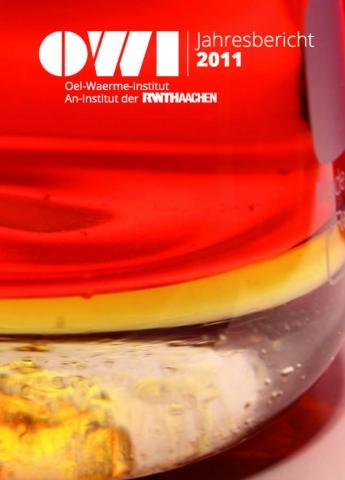 Technik-247.de - Technik Infos & Technik Tipps | Der Jahresbericht des OWI Oel-Waerme-Instituts informiert über Projekte aus Forschung und Entwicklung. (Foto: OWI)