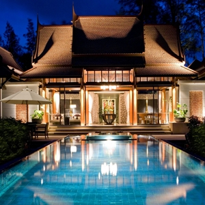 Tickets / Konzertkarten / Eintrittskarten | Banyan Tree Phuket - Double Pool Villa, www.golfmotion.com
