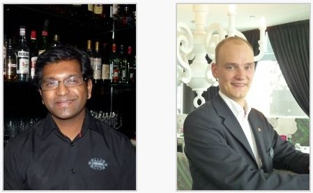 Auto News | Gajaenthiran Srikanthan und Stephan Schmitz