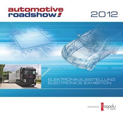 Berlin-News.NET - Berlin Infos & Berlin Tipps | automotive roadshow 2012 eröffnet Dialog zwischen Fahrzeugentwicklern und Elektronikanbietern