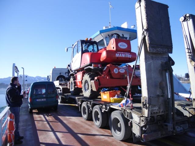 Europa-247.de - Europa Infos & Europa Tipps | Neumaier Logistics GmbH: Transporte von Baumaschinen