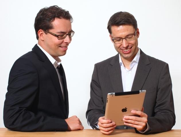 Auto News | Kostenloser SEO-Check auf der Internet World mit Christian und Markus Vollmert, luna-park GmbH