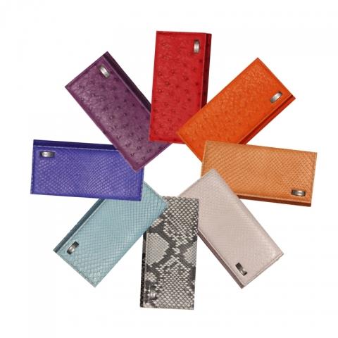 Shopping -News.de - Shopping Infos & Shopping Tipps | farbenfrohes Feuerwerk - die neuen ZAERNA Geldbörsen