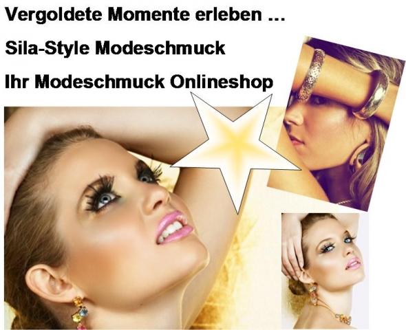 Einkauf-Shopping.de - Shopping Infos & Shopping Tipps | Modeschmuck Onlineshop - Sila-Style Modeschmuck - der Modeschmuck Onlineshop für Trend- und Modeschmuck günstig online kaufen