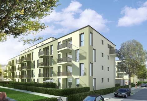 Neue Produkte @ Produkt-Neuheiten.Info | Das erste Wohnungsbauprojekt von VILIS entsteht in Köln-Kalk: chic und preiswert wohnen.