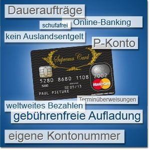 Stuttgart-News.Net - Stuttgart Infos & Stuttgart Tipps | Die ganz besondere Prepaid MasterCard...