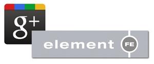 elementFE Mitglied bei Google+
