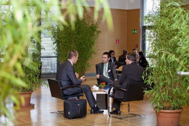 Berlin-News.NET - Berlin Infos & Berlin Tipps | Bewerbungsgespräche auf der OVERBECK Job Lounge