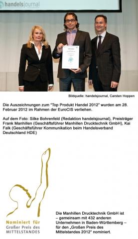 Tickets / Konzertkarten / Eintrittskarten | Die Manhillen Drucktechnik GmbH ist – gemeinsam mit 432 anderen Unternehmen in Baden-Württemberg – für den